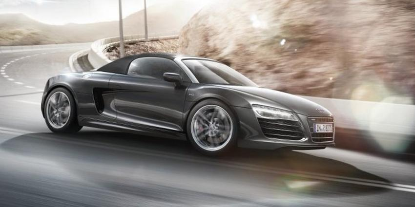 Spannende Audi's in Fifty Shades of Grey