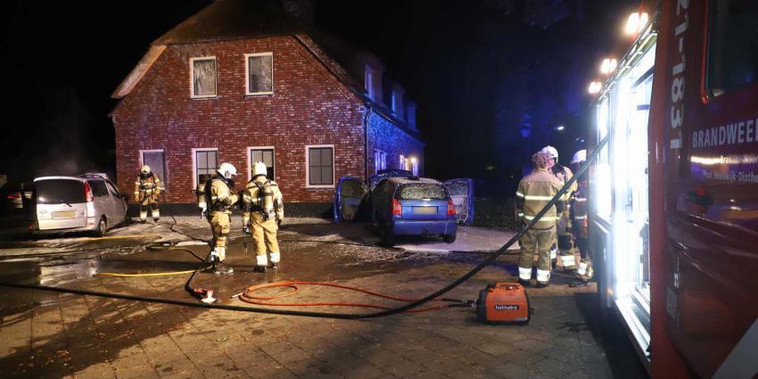 autobranden-woning-brandweer