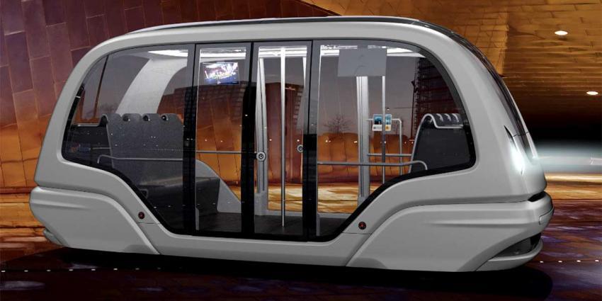 Nederlands bedrijf wint autonoom vervoercontract voor Bluewaters Island Dubai