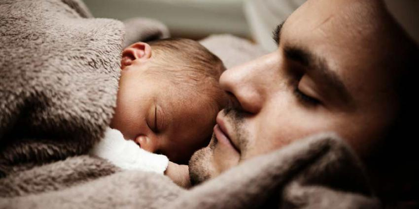 Minder antibiotica voor de pasgeboren baby