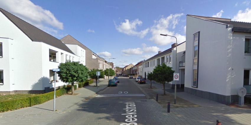 Explosief ontploft bij woning in Limbricht