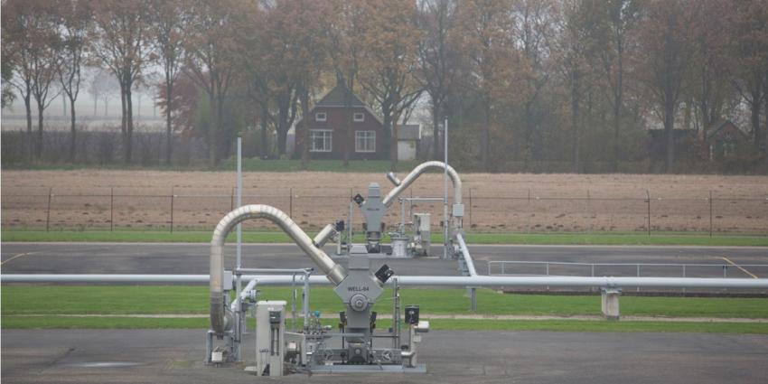 Aardgaswininstallatie NAM | NAM