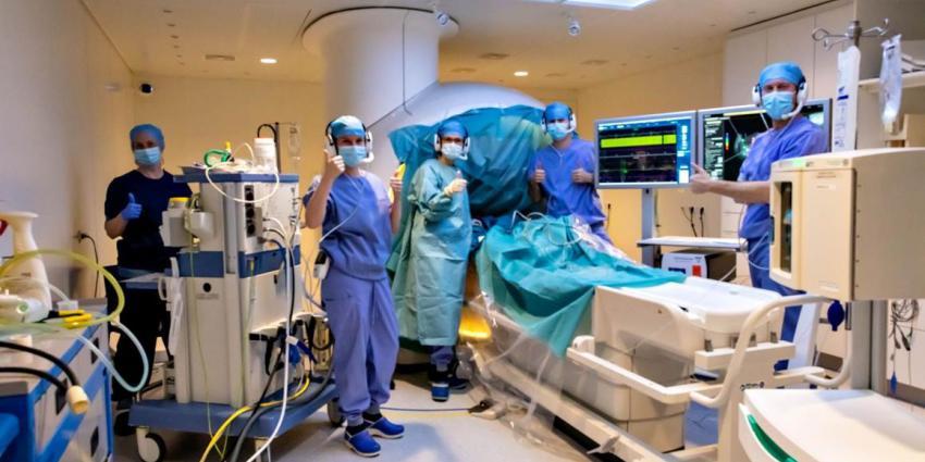 Behandeling van hartritmestoornissen in de MRI-scanner