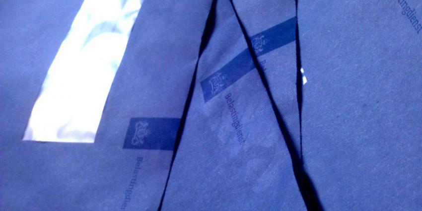 belasting-enveloppen-blauw