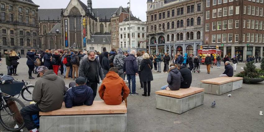 Amsterdam plaatst betonblokken tegen aanslagen