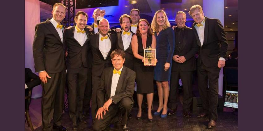 Bever wint Cross Channel Award 2015