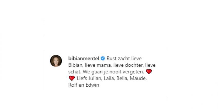 Bibian Mentel
