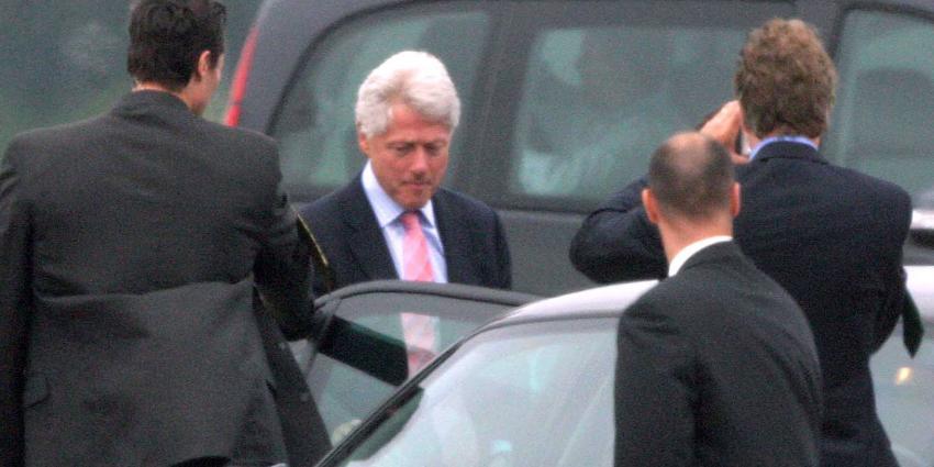 Bill Clinton is als kind mishandeld door zijn moeder