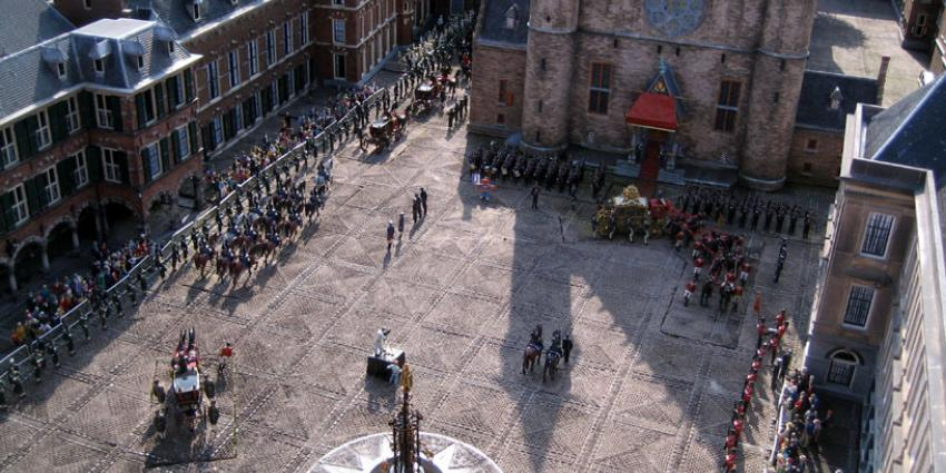 Nog drie varianten over voor renovatie Binnenhof