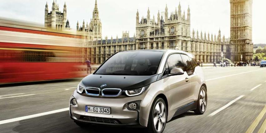 Foto van BMW i3 | BMW