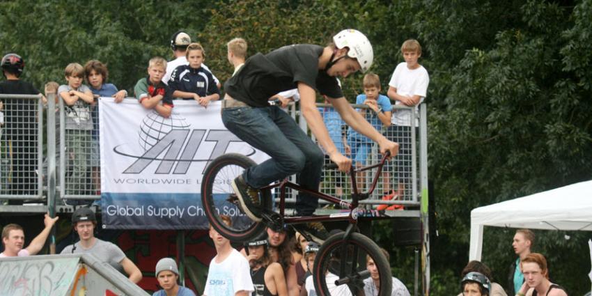 Xtreme Showdown in Uithoorn trekt veel bekijks