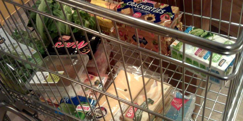 boodschappenkar-supermarkt-levensmiddelen