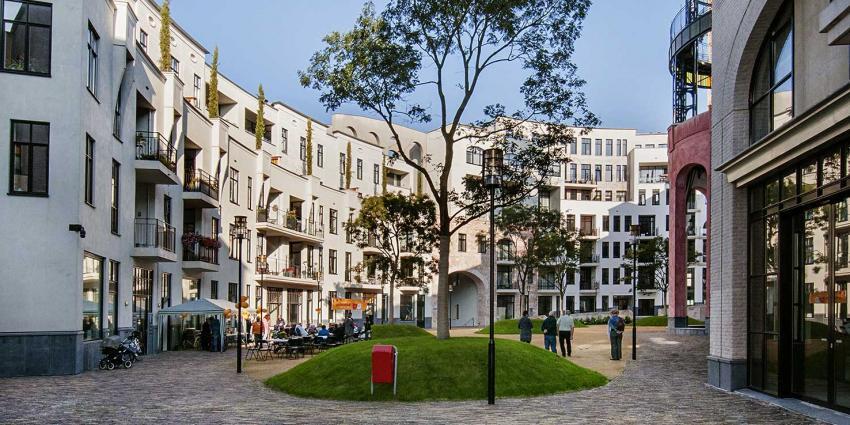 Maanplein Heerlen wint prijs voor Boomproject 2017