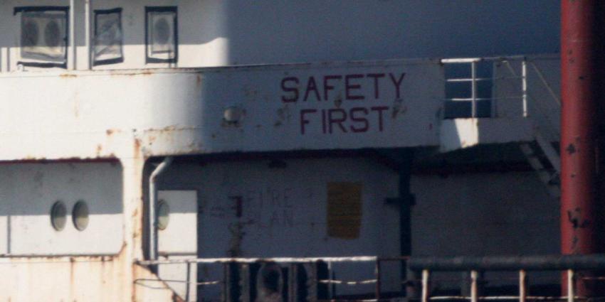 Dodelijk arbeidsongeval op een schip in Werkendam
