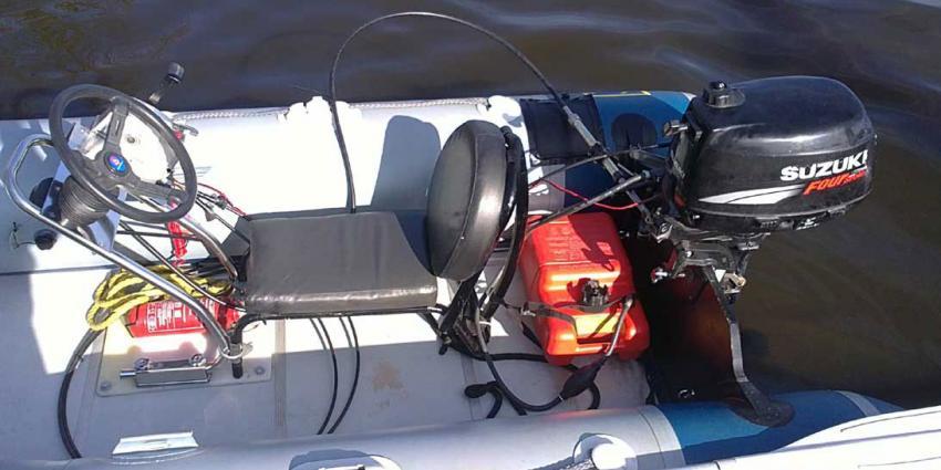 Politie waarschuwt voor watersportdieven
