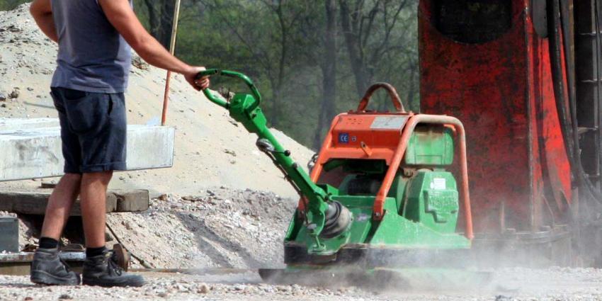 Gehoorschade scoort 'hoog' onder bouwvakkers