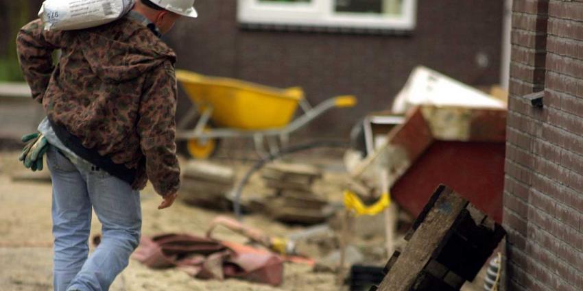 Bouwvakkers willen eerder kunnen stoppen met werken