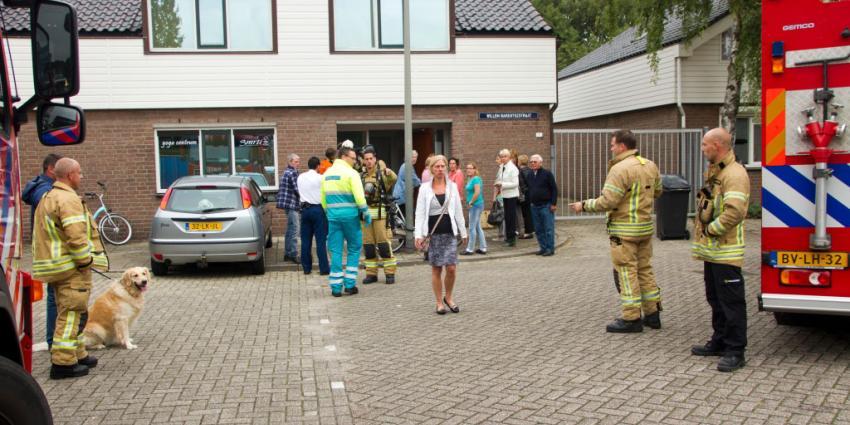 Drie vrouwen lichtgewond bij brand in yogocentrum