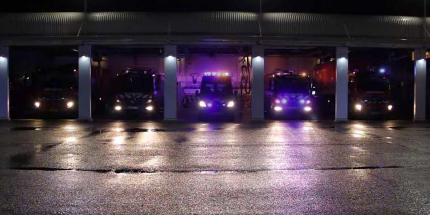 Kerstgroet brandweer Aalsmeer viraal