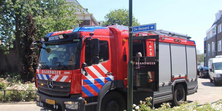 brandweerauto-lift