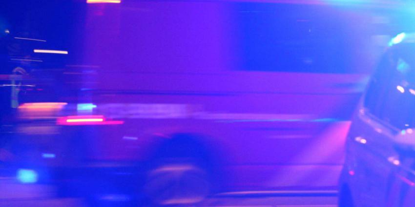 brandweerauto-zwaailicht