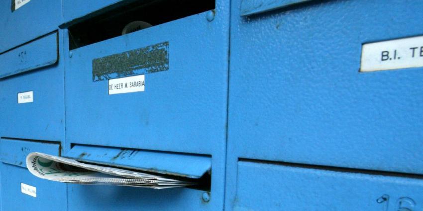 foto van brievenbus | fbf
