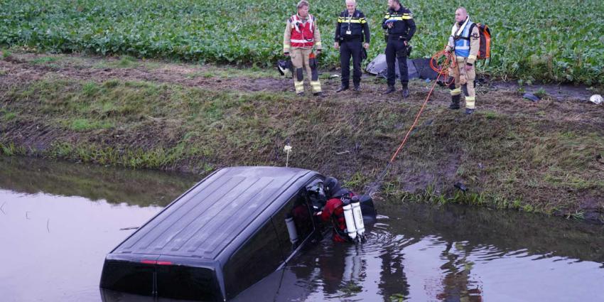 busje-water-brandweerduiker