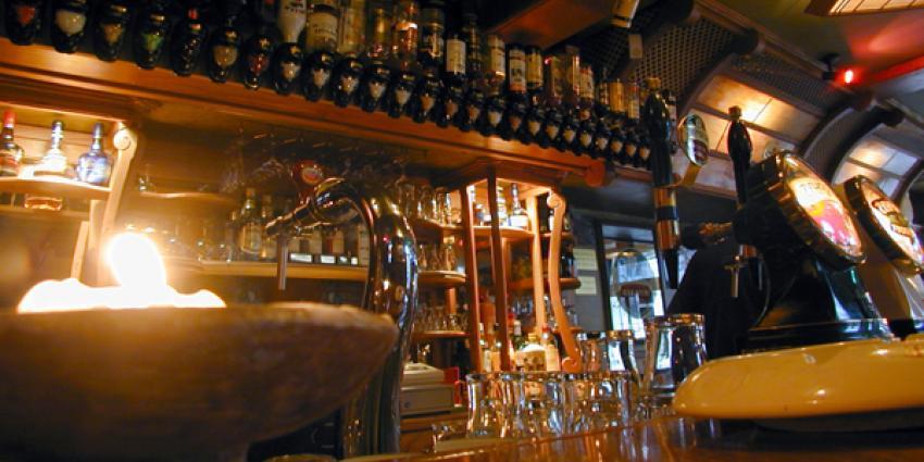 Foto van café kroeg bier   Archief EHF