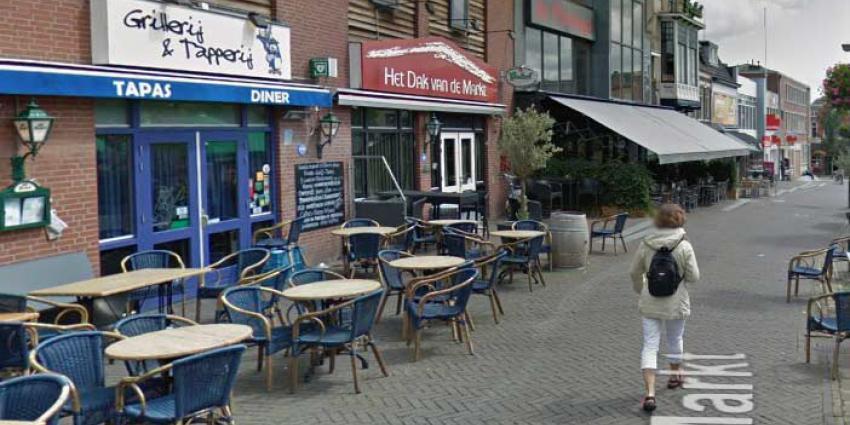 Café in Veenendaal voor tweede keer beschoten