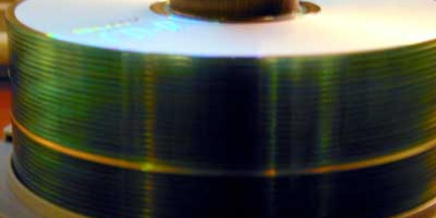 Foto van CD kopiëren | Archief EHF