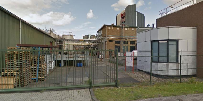 Groot alarm na incident bij chemisch bedrijf Amsterdam