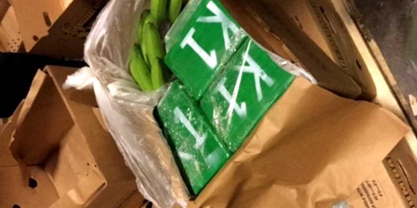 Partij van bijna 4000 kg cocaïne aangetroffen in loods