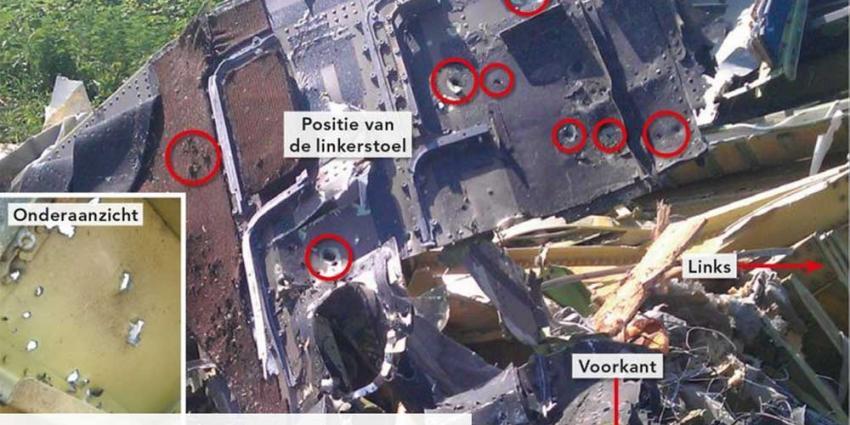 'Concept-rapport OVV: Pro-Russische rebellen haalden vlucht MH17 neer'