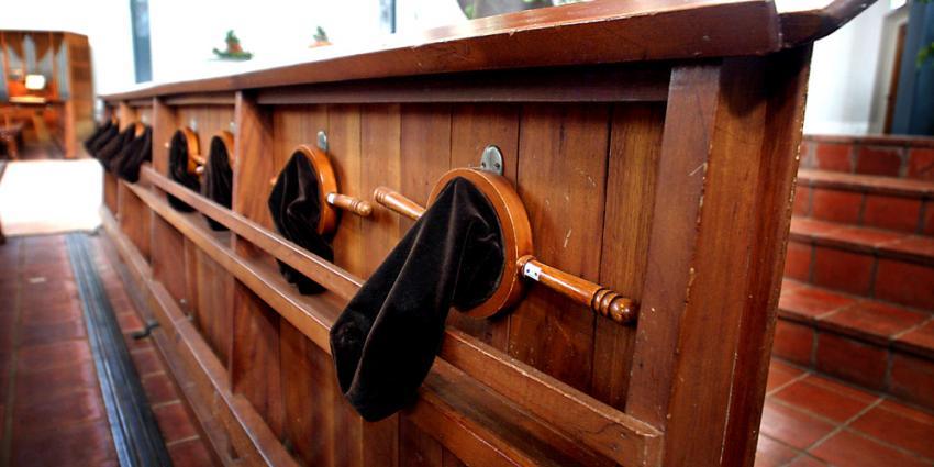 Twee mannen gearresteerd voor grote inbraakroof kerk Nieuw-Vossemeer