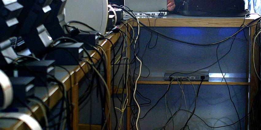 Foto van computers   Archief EHF