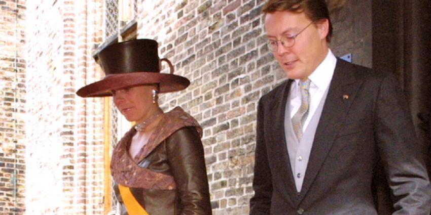 Gezin prins Constantijn en prinses Laurentien verhuist naar Den Haag