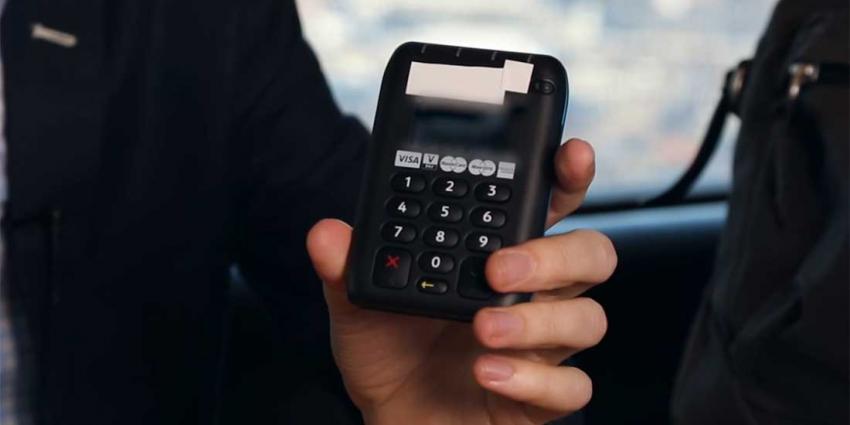 Contactloze betaalpas schrijft meer af dan 50,- euro