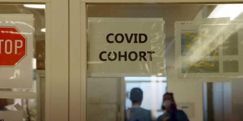 covid-cohort-ic-verpleging