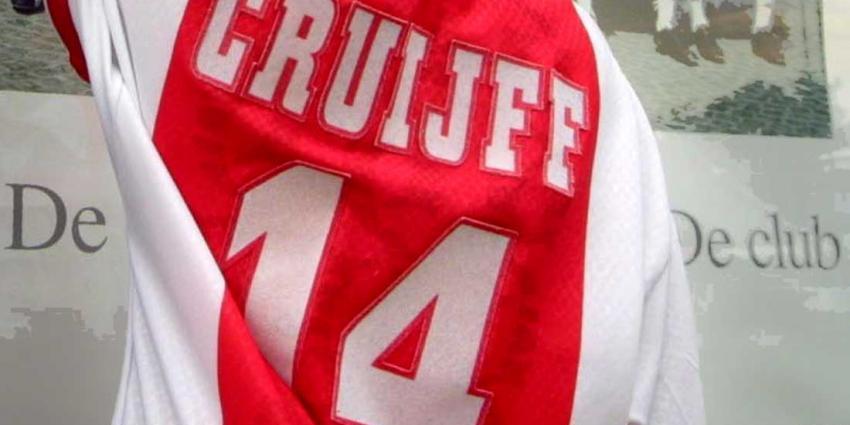 Afscheid Johan Cruijff zal in besloten kring plaastvinden