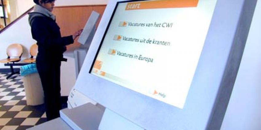 Foto van baan zoeken bij CWI | Archief EHF