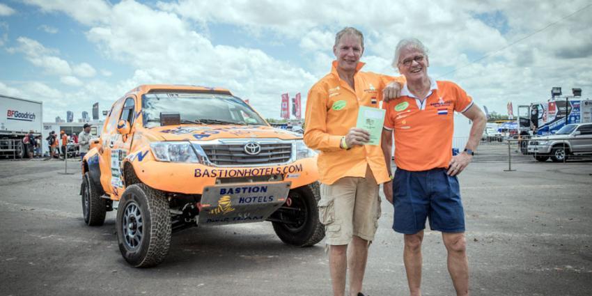 Dakar 2007 van start