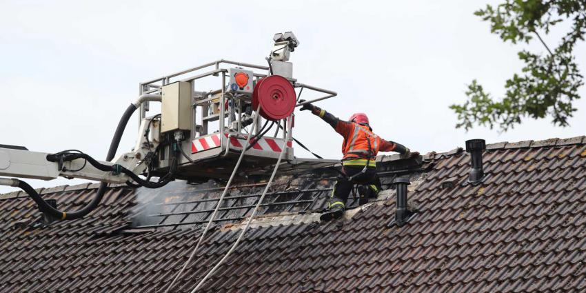 dakbrand-hoogwerker