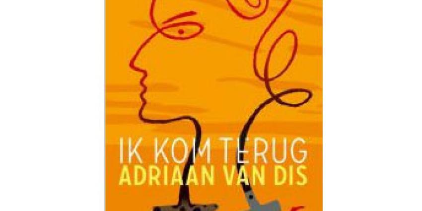 Libris Literatuur Prijs, 'Ik kom terug', Adriaan van Dis