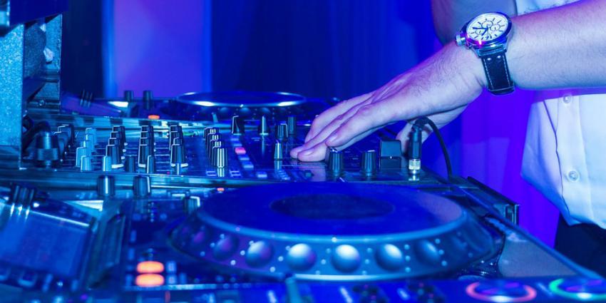 David Guetta hoofdact 25e editie Dance Valley