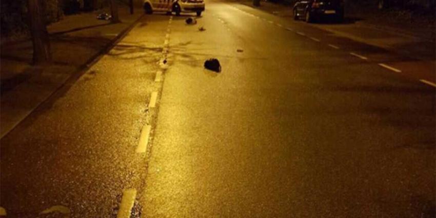 Uit vriezer dierenkliniek gehaalde dode dieren op straat gegooid