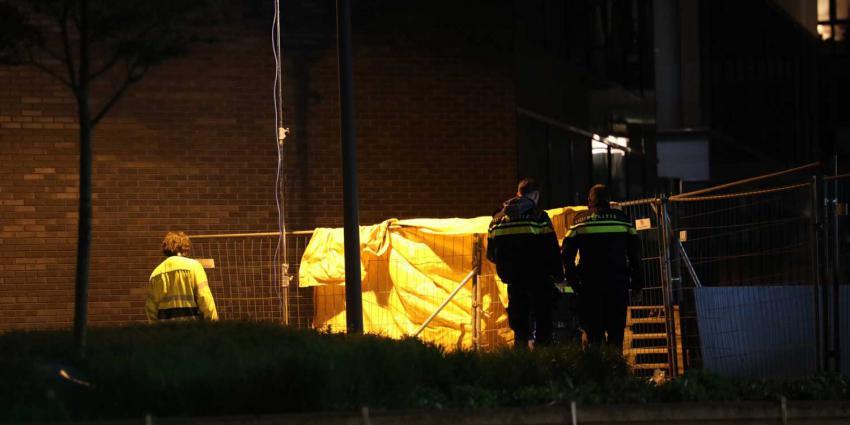 donker-bouwplaats-politie