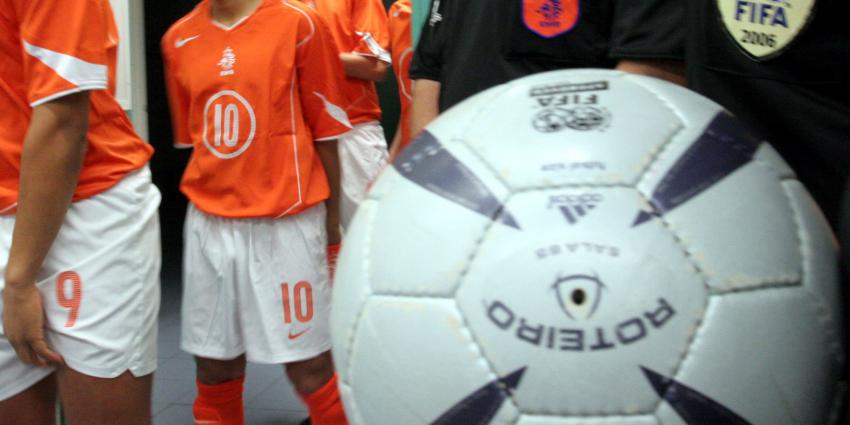foto van zaalvoetbal doping | fbf