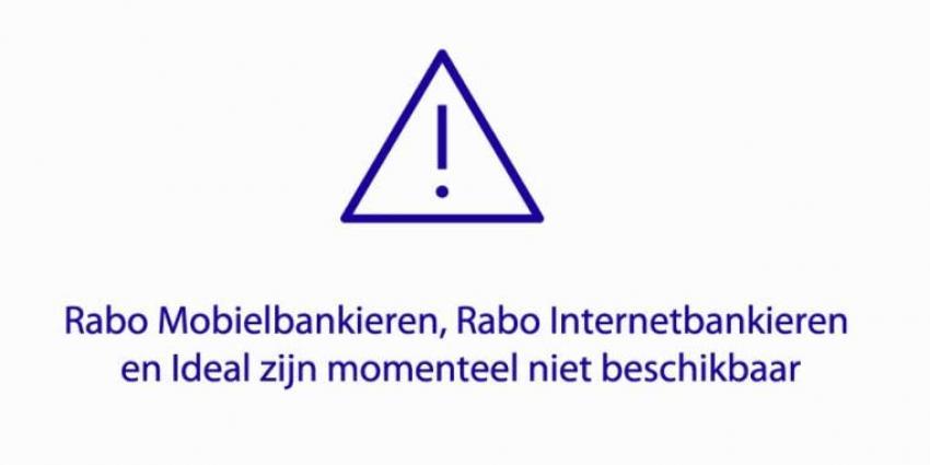 Rabobank getroffen door DDoS-aanval