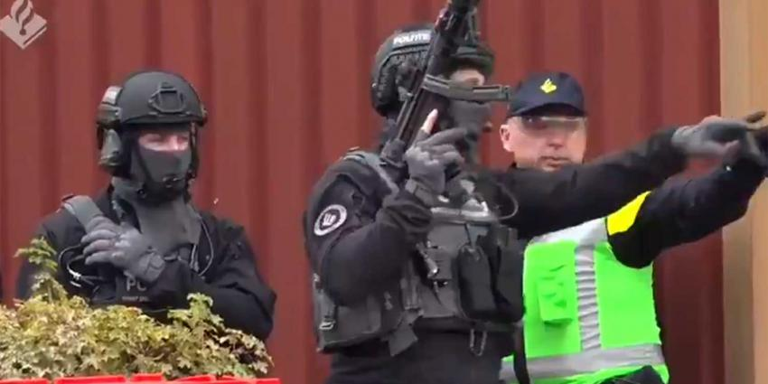 dsi-politie-oefening
