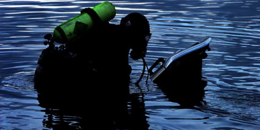 Foto van duiker | Archief EHF